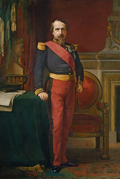 Napoleon III Paris