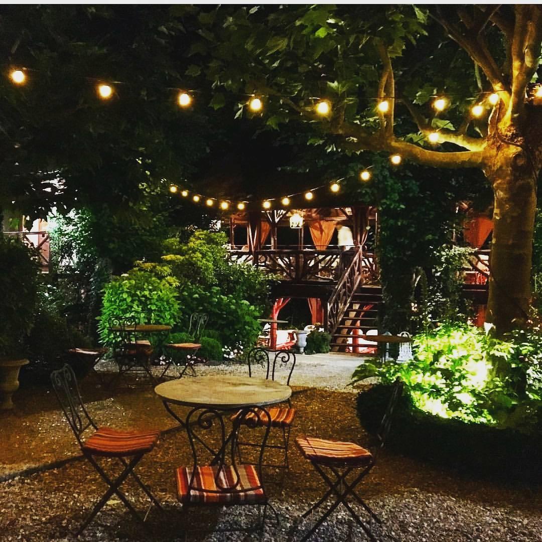 Terrasse proche Paris campagne