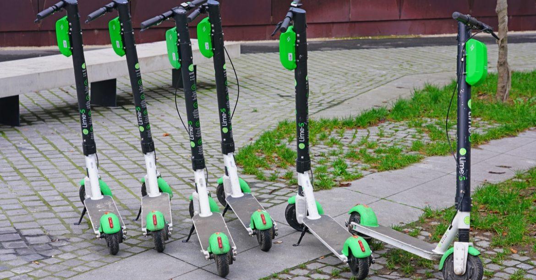 Trottinettes electriques paris