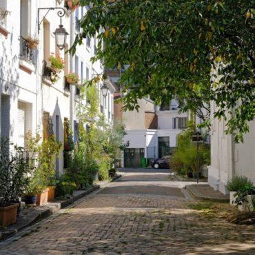 Visite insolite cité florale Paris XIII