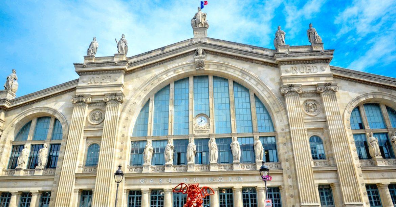 gare du nord travaux