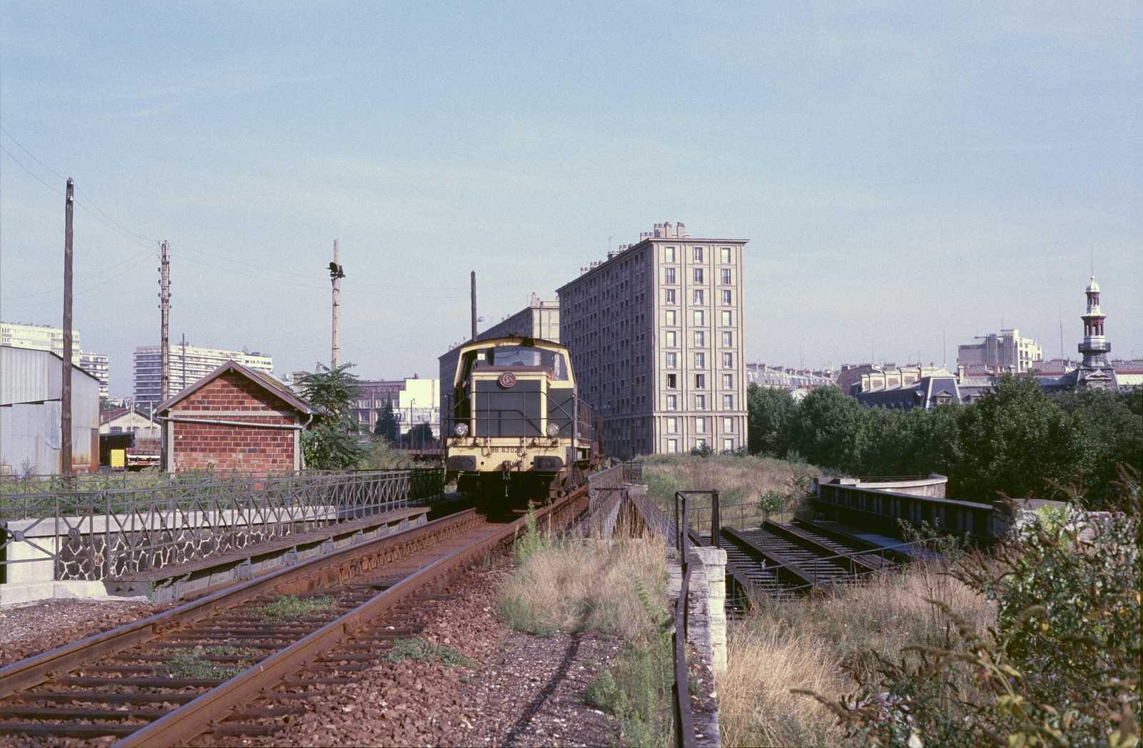Gare de Reuilly