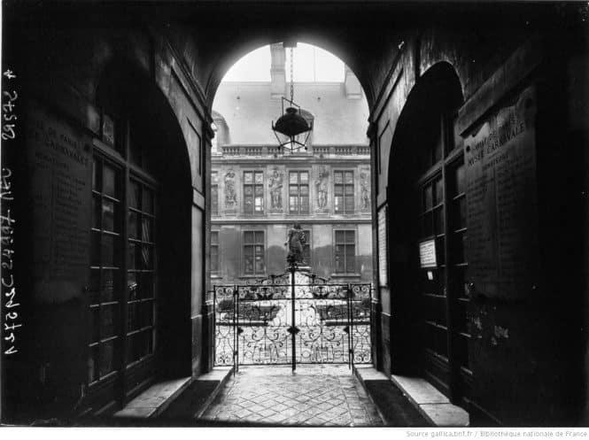 Hotel Madame de Sevigne le Marais