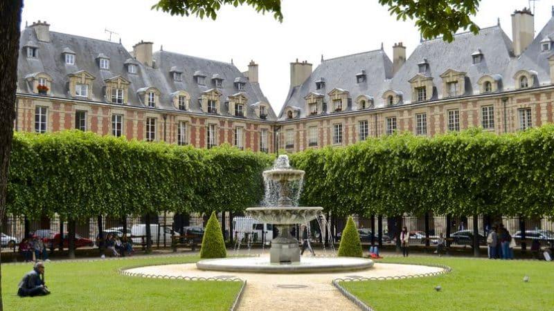 Hotel de Coulanges Paris