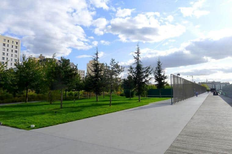 Jardins d Eole Paris