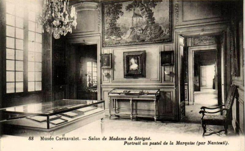 Madame de Sevigne Femme qui a marque Paris