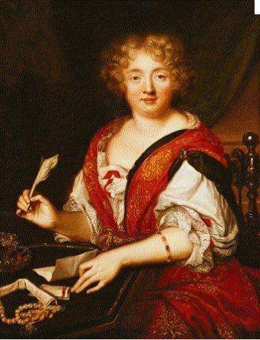 Madame de Sevigne lettres