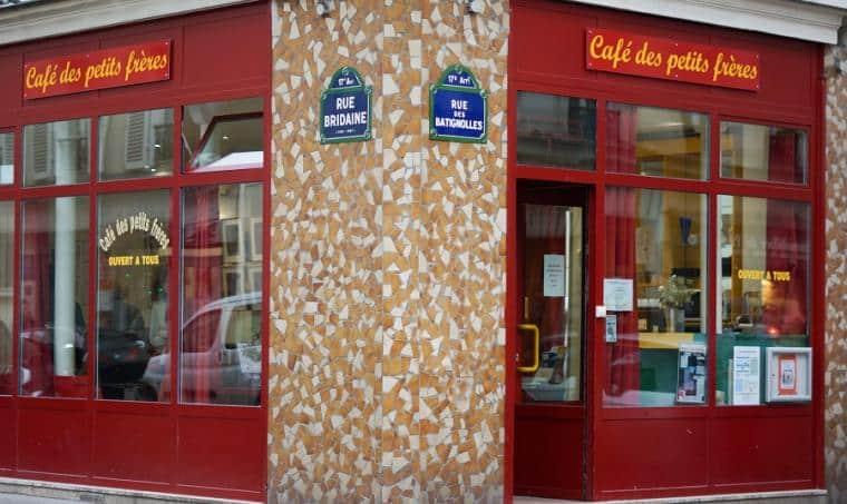 Café des Petits Frères des Pauvres