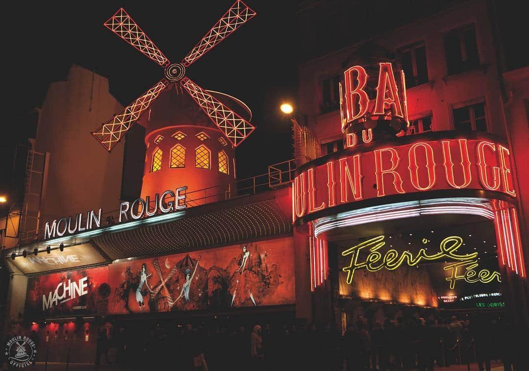 cinema ete moulin Rouge