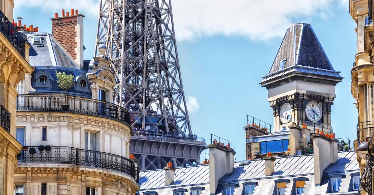 Paris : ces deux arrondissements où les prix dépassent les 14.000 du m2