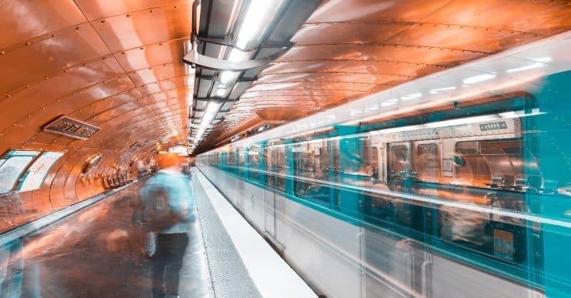 nouveaute metro Paris