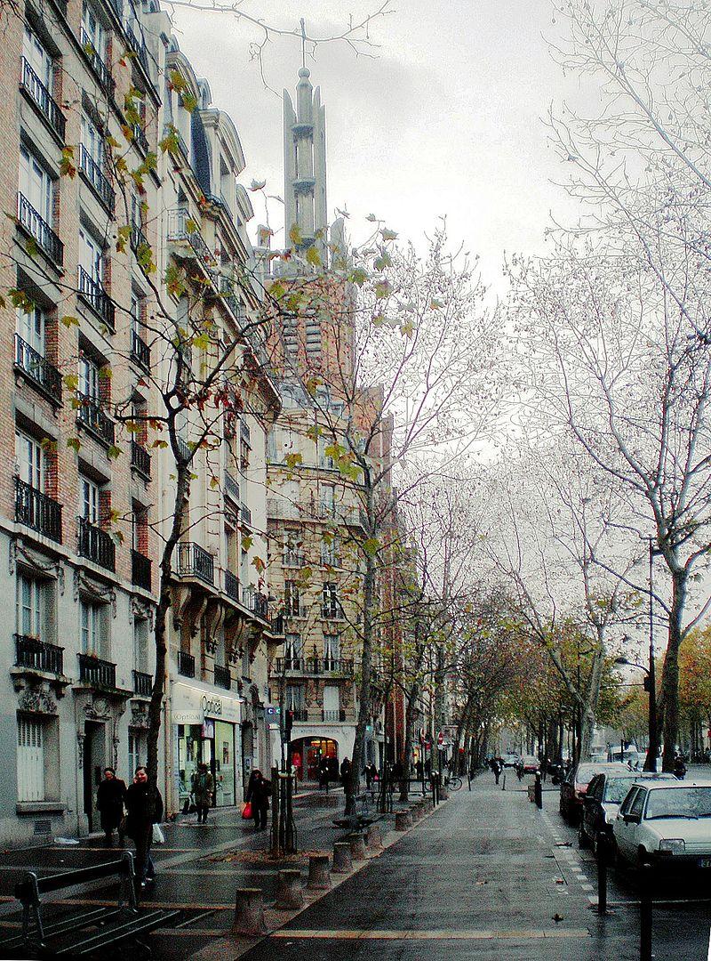 plus longue rue de Paris