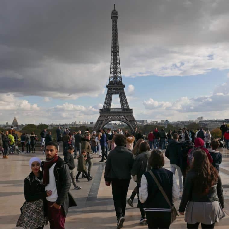 sur tourisme Paris