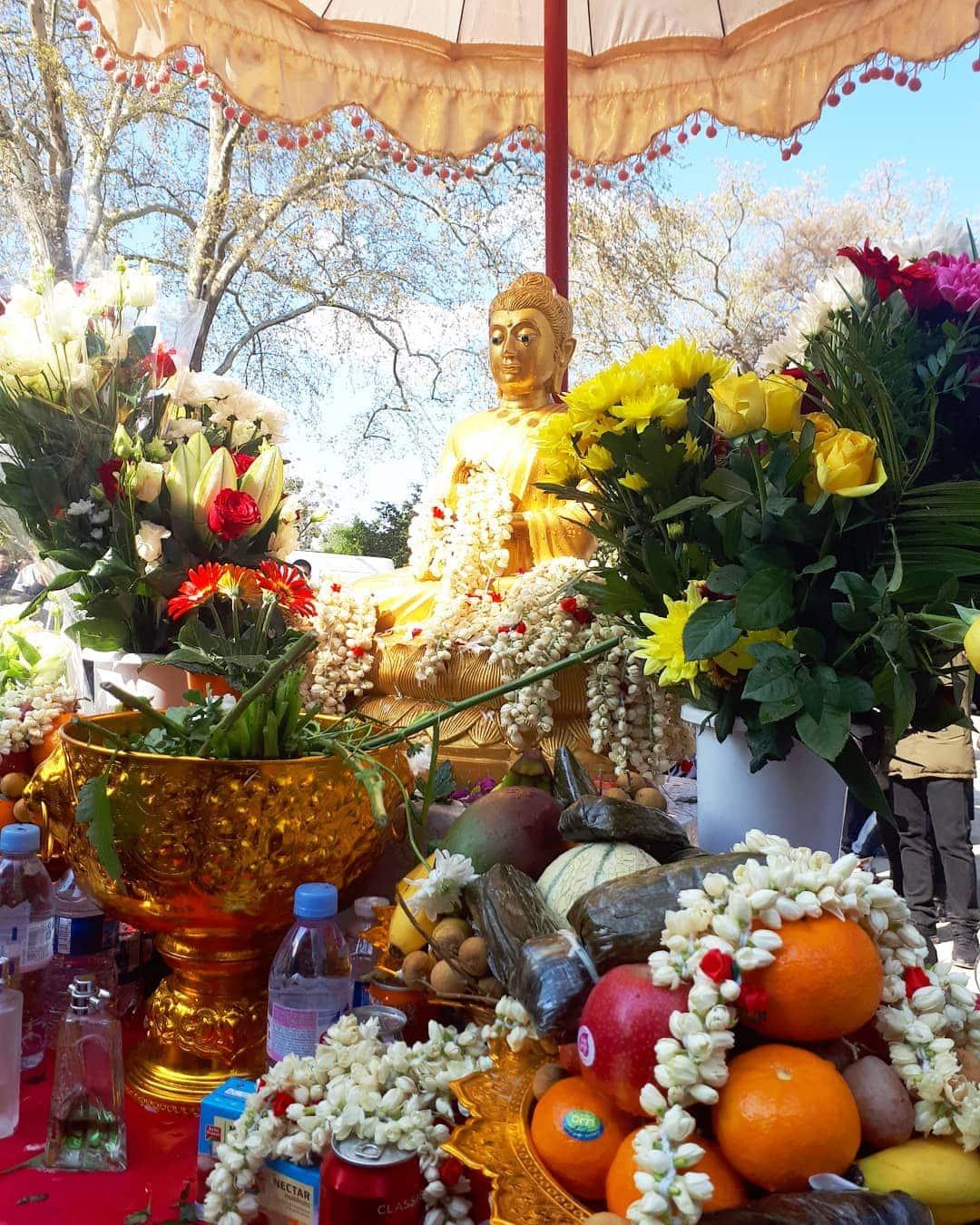 temple bouddhiste Paris