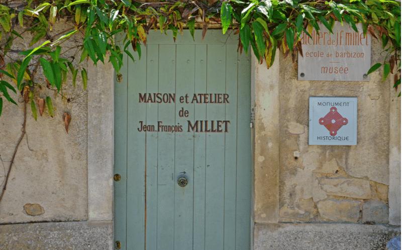 village d'impressionniste France