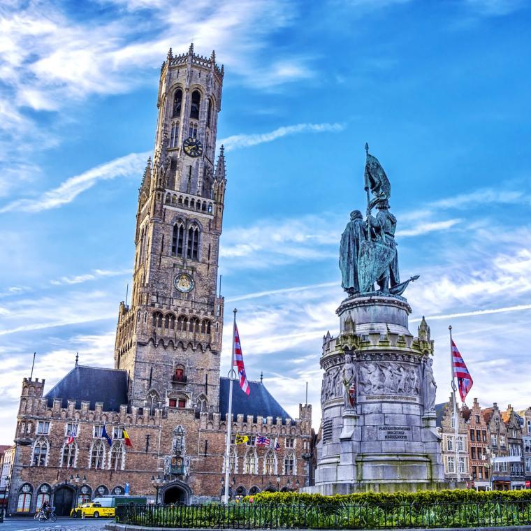 Beffroi Bruges