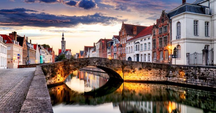 Bruges escapade Paris