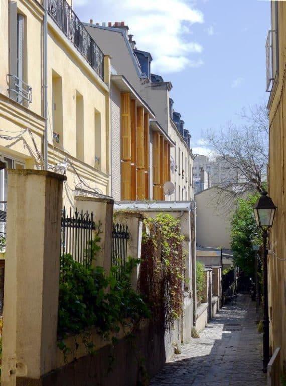 Impasse Rolleboise Paris