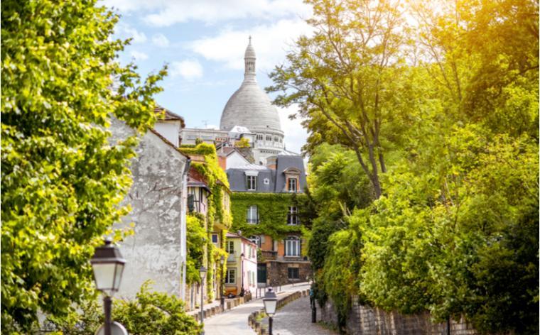 Montmartre aujourdhui