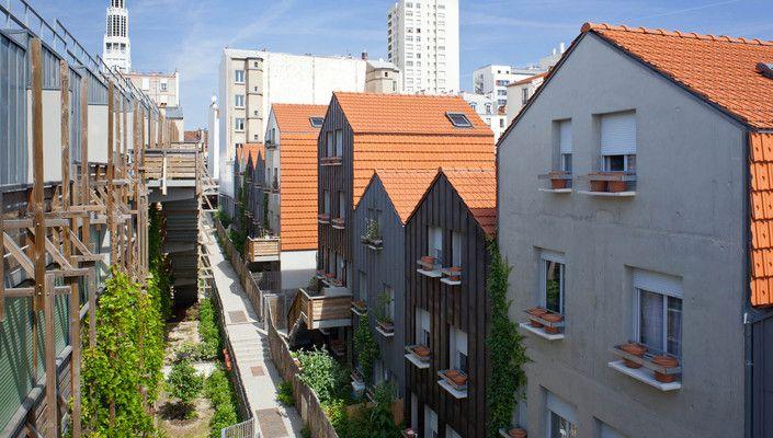 Rue des vignoles Paris