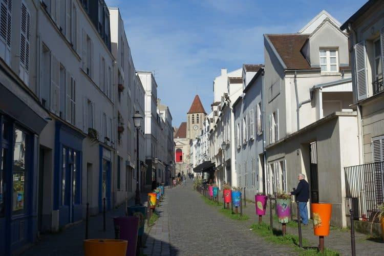 balade paris visite village charonne