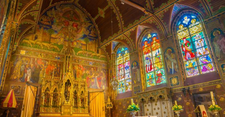basilique Bruges