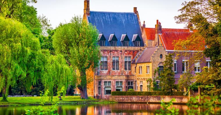 lac amour Bruges