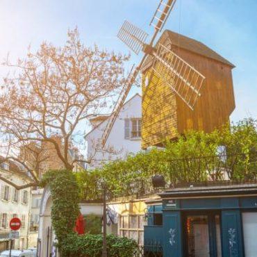 moulin montmartre
