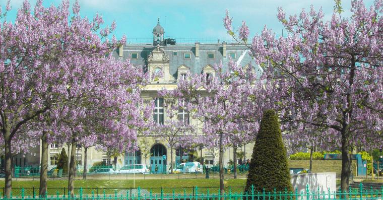Place d'italie 13eme arrondissement