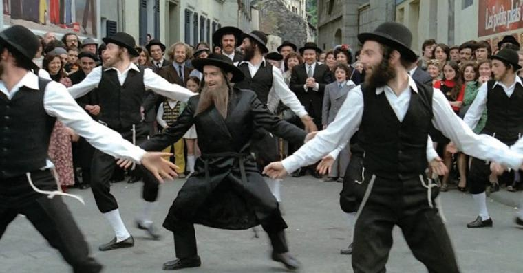 rabbi jacob flashmob paris