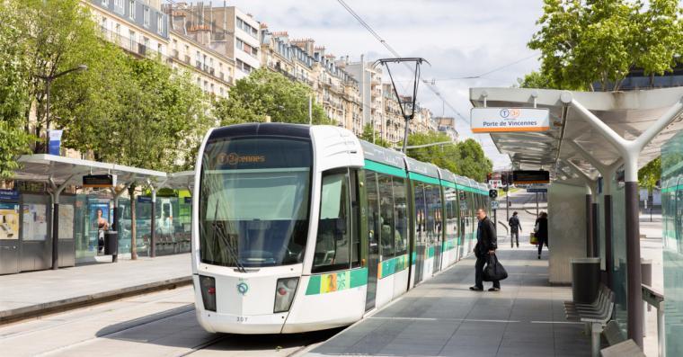 ratp tramway vincennes