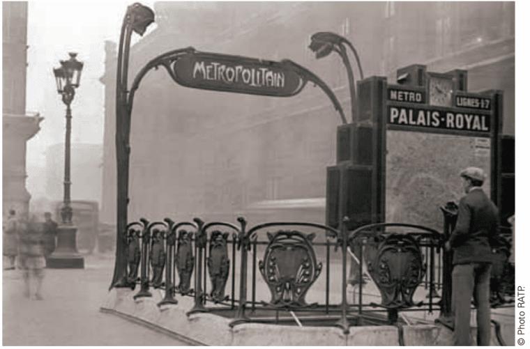 Metro historique