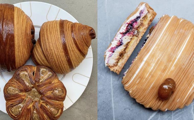 Cédric Grolet ouvre une boulangerie,pâtisserie à Opéra