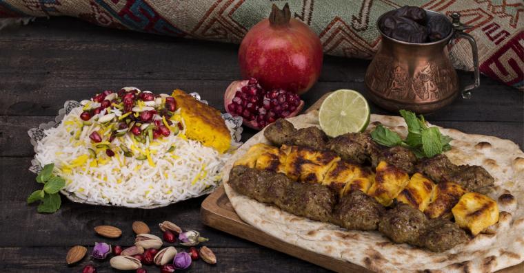 cuisine iranienne