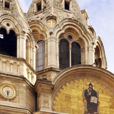 eglise cathédrale russe paris