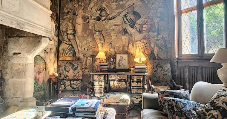 maison medievale igor bogdanov copie