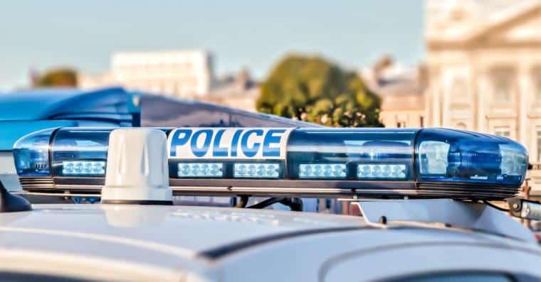police france paris