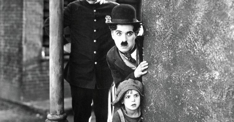 the kid charlie chaplin