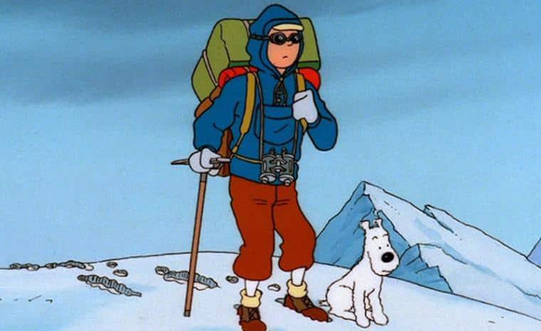 Forum des Images : une diffusion exceptionnelle de Tintin au Tibet !