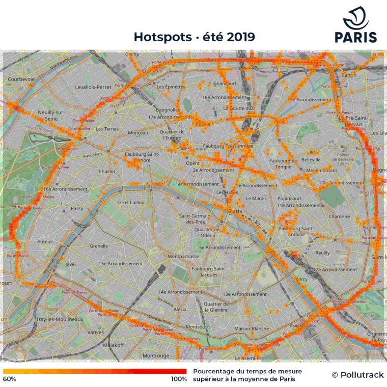 Pollution : « Des niveaux de danger exceptionnels » au niveau des bouches de métro selon la Maire de Paris