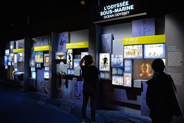 Expo à Paris : Ocean, une plongée insolite au coeur du monde marin !