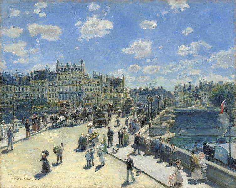 Le Pont-Neuf : découvrez l'histoire du plus vieux pont de Paris