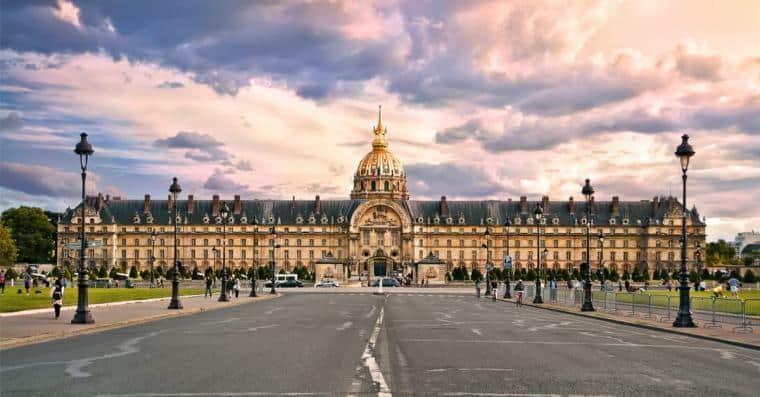 hotel des invalides a paris