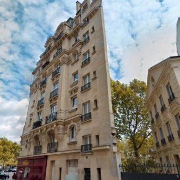 immeuble plat paris