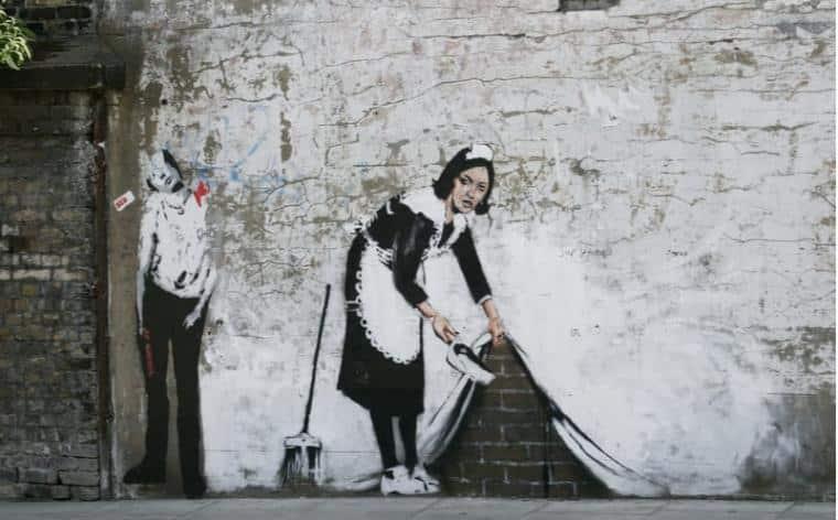 Paris : Banksy, C215, JonOne… une exposition inédite d'oeuvres d'art