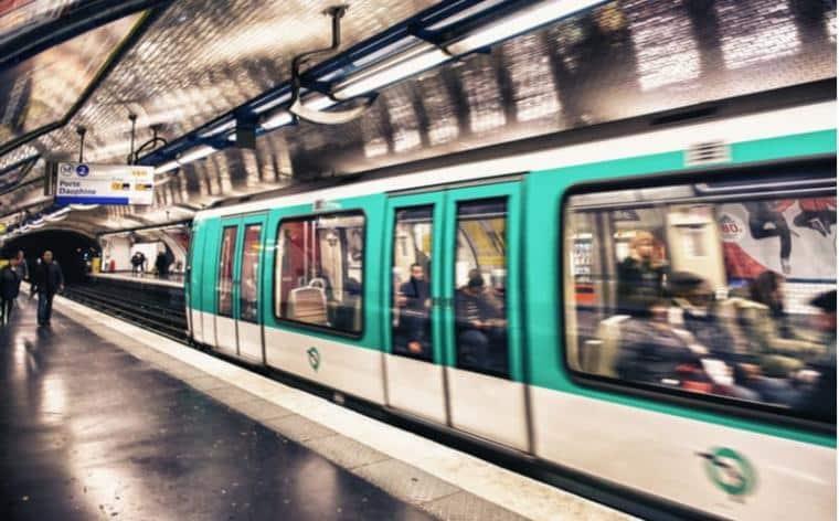 lignes metro marche