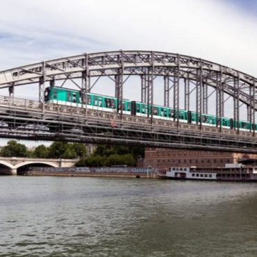 metro paris greve