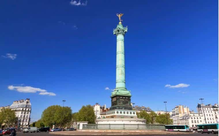colonne de juillet paris