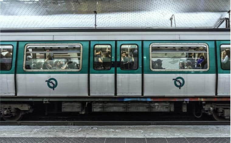 metro greve paris