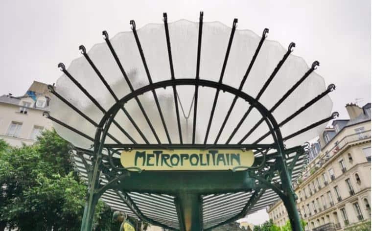 paris metro gratuit